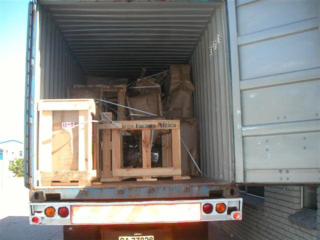 crating solutions Cape Town