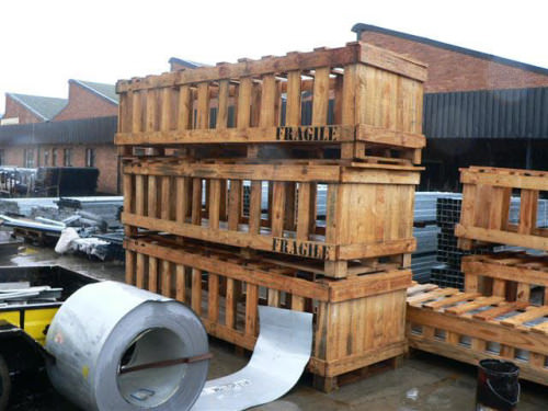 cargo packaging solutions