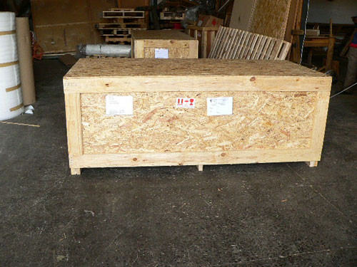 crating services air freight